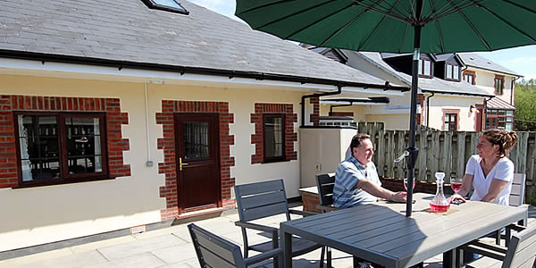Fishery self catering cottages in Exmoor, North Devon